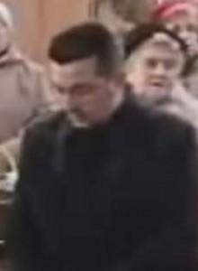 Prokurator Zbigniew Kata bardzo wstydzi się spojrzeć prosto w oczy.